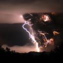 Eye Candy: Chilean Volcanic Thunderstorm