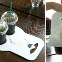 A Simple Design For Carrying Coffee