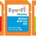 Eye-Fi Announces New SD Cards, Services