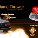 Turn Your Exhaust Into A Flamethrower