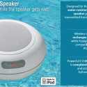 Wireless Floating Speaker