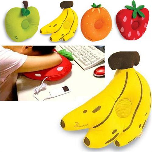 Fruit Speaker Pillows