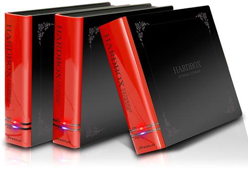 Hradbox External Drive Case (Image courtesy SAROTECH)