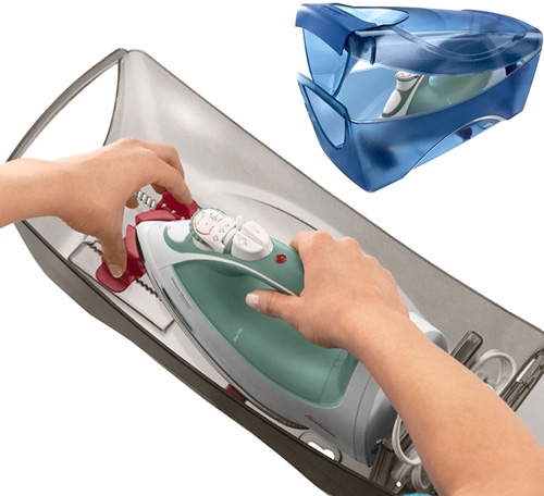 Sunbeam Hot Iron Storage Case (Images courtesy Amazon & Sunbeam)
