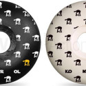 Kontrol Imperial Rollers – AT-AT Skateboard Wheels