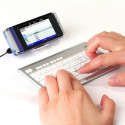 Bluetooth Keyboard Lets You Type Even More On Your Phone