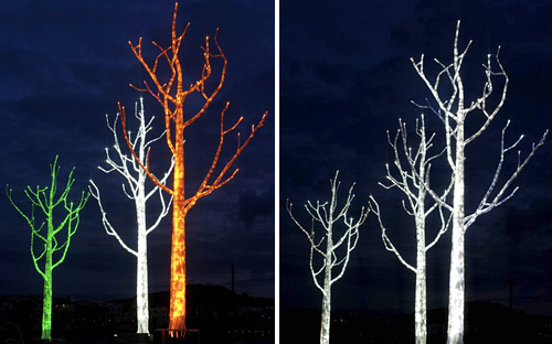 Light Tree (Images courtesy Lervik Design)