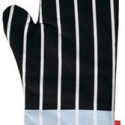 Forget The Hooks, Just Stick This Oven Mitt To Your Fridge
