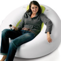 Ozone Inflatable Lounger With Built In Speakers