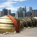 Steampunk Telectroscope Uses Secret Tunnel To See London From New York