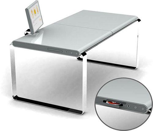XYZ Computer Desk