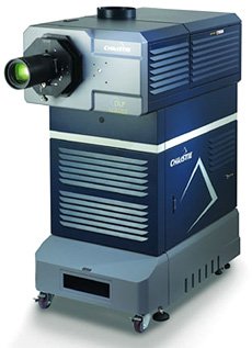 Christie Digital Projector (Image courtesy Christie)