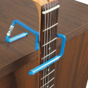 D Angle Guitar Hanger Keeps Your Guitar Safe Almost Anywhere