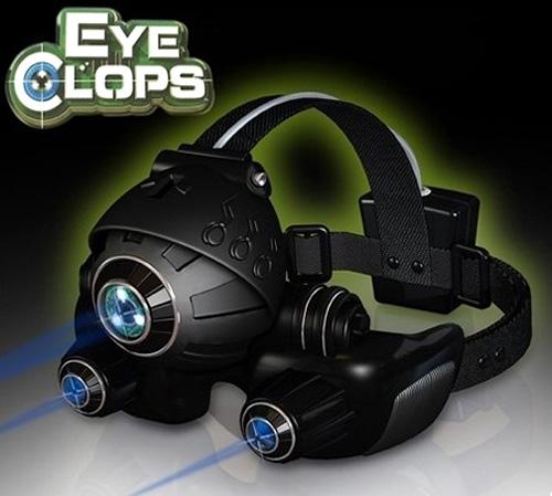 Jakks Eyeclops Night Vision Goggles (Image courtesy Gearlog)