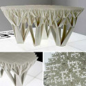 Fractal Table Made A Reality Thanks To Rapid Prototyping
