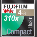 Fujifilm Launches 310x CompactFlash Cards