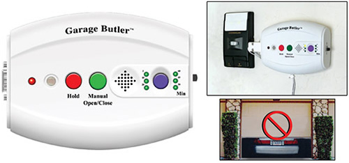 Garage Door Butler (Images courtesy Full of Life)