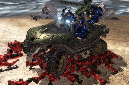 Halo - Pile Of Bodies (Image courtesy Bungie.net)