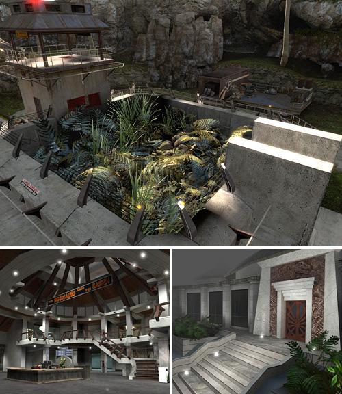 Jurassic Life Source Mod (Images courtesy Jurassic Life)