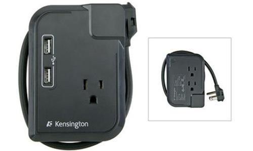 Kensington Portable Power Outlet (Image courtesy Kensington)