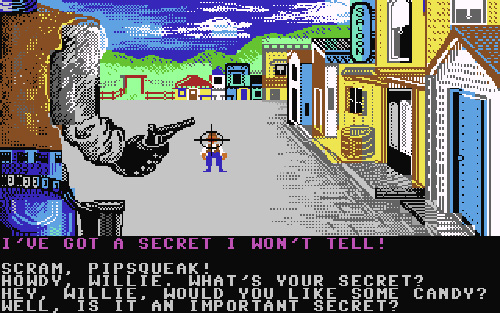 Law Of The West (Image courtesy C64.com)