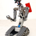 LEGO Johnny-5 Is A Perfect Reproduction, Only Thing Missing Is Sass