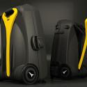 LiveLuggage Power Assisted Suitcase
