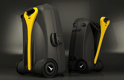 LiveLuggage Suitcases (Image courtesy LiveLuggage)