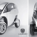 Lumeneo Smera Electric Compact Car Concept