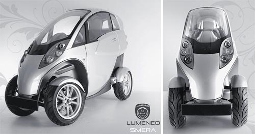 Lumeneo Smera (Images courtesy Lumeneo)