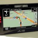 Mio Unveils Knight Rider GPS