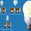 Panasonic Pa-Look Ball Premium Q Fluorescent Bulbs Get Brighter Faster