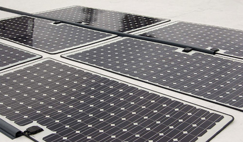 Power-Ply 380 Roof Integrated Photovoltaic (RIPV) Module (Image courtesy DRI Energy)