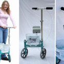The Roll-A-Bout – A Questionable Alternative To Crutches Or A Wheelchair
