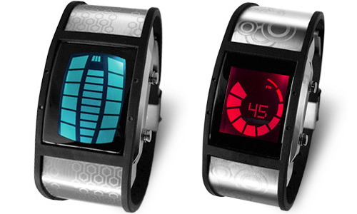 Nekura Progression & Scramble Watches (Images courtesy Tokyflash)