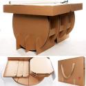 Portable Cardboard Cutting Table