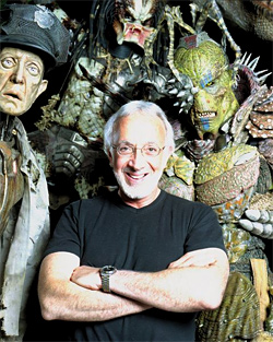 Stan Winston (Image courtesy Ain\'t It Cool News)