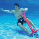 The World's First Underwater Pogo Stick