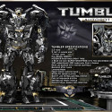 Autobot Tumbler Concept Merges Fanboy Worlds