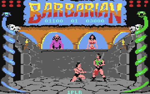 Barbarian: The Ultimate Warrior (Image courtesy Lemon64.com)
