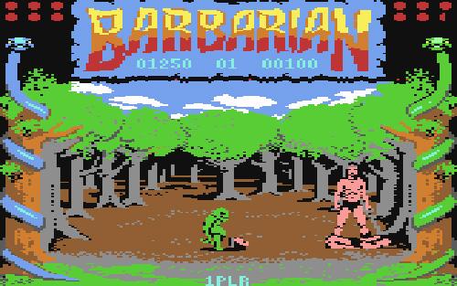 AMSTRAD CPC Vs C64, FIGHT !!!! Barbarian_2