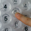 Bubble Wrap Calendar Just Begs To Be Popped