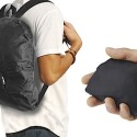 Go Anywhere Backpack Folds Up Into A Tiny Ball