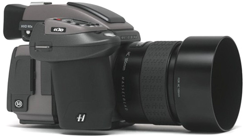 Hasselblad H3DII-50 (Image courtesy Hasselblad)