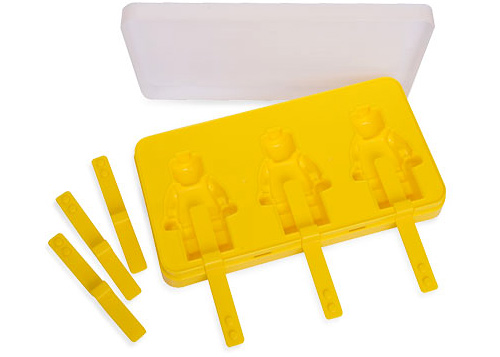 Minifigure Ice Lollipop Mould (Image courtesy LEGO)