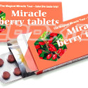 Miracle Berry Tablets Mess With Your Tastebuds