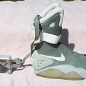 Prototype Back To The Future Shoe Up For Auction