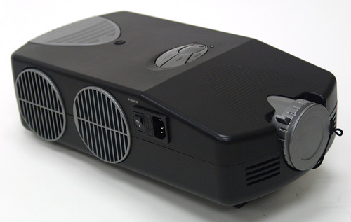 Olens XPJ Projector (Image courtesy Olens Technology)