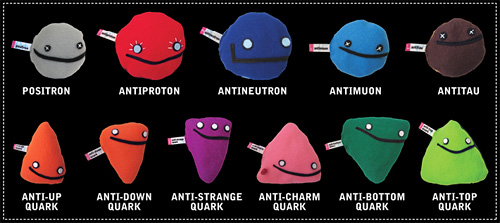 The AntiParticle Annex (Image courtesy The Particle Zoo)
