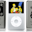 Limited Edition Engraved iPods Featuring The Simpsons